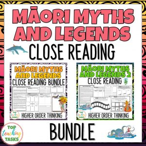 Maori Myths and Legends Bundle