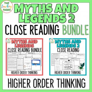 Myths and Legends Bundle