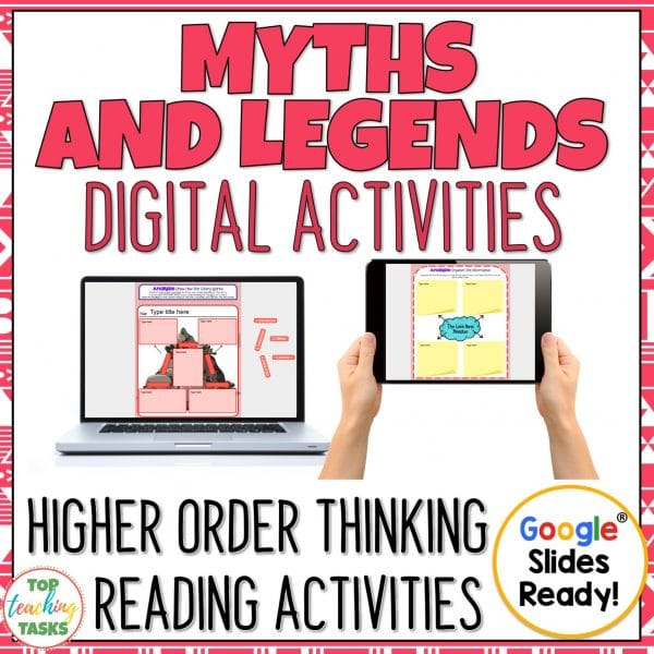 Myths and Legends Digital