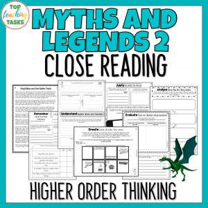 Myths and Legends Volume 2