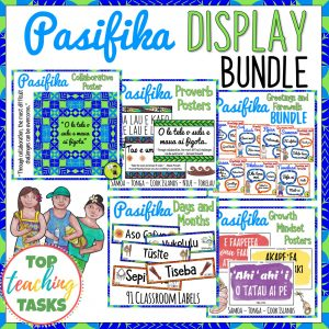 Pacific Classroom Display Bundle