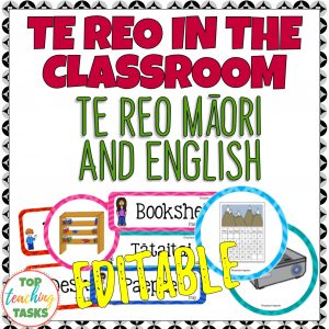 Te Reo in the Classroom