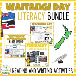 Treaty of Waitangi Activities