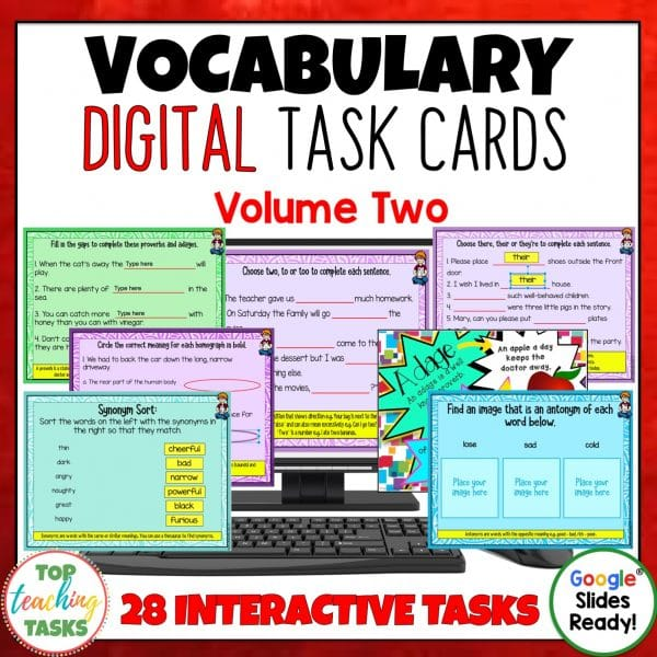 Vocabulary Digital