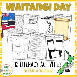 Waitangi Day Activity Pack