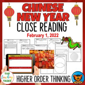 Chinese New Year Close Reading