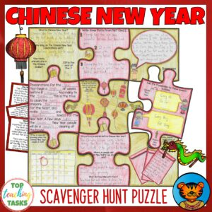 Chinese New Year puzzle 1
