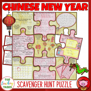 Chinese New Year puzzle