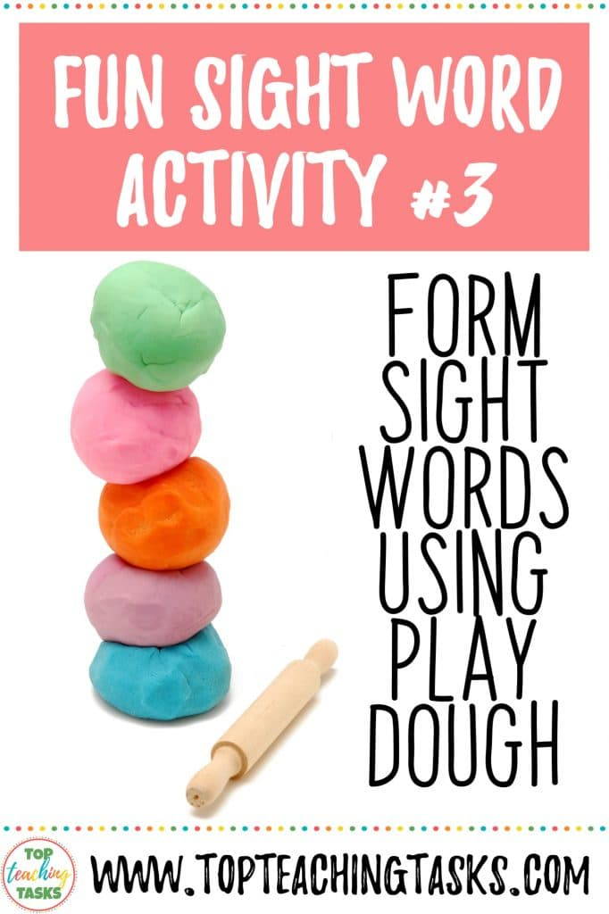 6 Fun Sight Word Activities For Early Readers Top Teaching Tasks