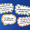 Maths Talk Moves Te Reo