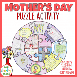 Mothers Day puzzle