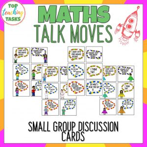 Maths Talk Moves Discussion Cards
