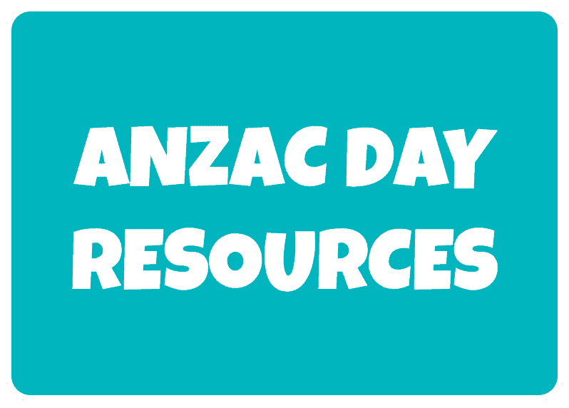 Anzac Day Resources