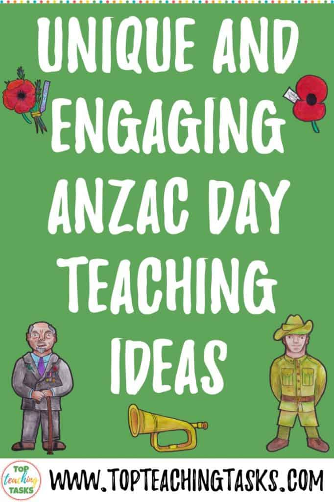 Anzac Day activities for kids. ANZAC Day, held on April 25th each year, is an important event for both Australian and New Zealanders. We teach this integral part of our collective history in classrooms at all levels, which makes finding interesting and creative ways to teach this topic even more important. Keep reading to find some great Anzac Day teaching ideas to help you bring the story of the ANZACs into your classroom.