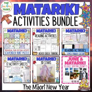 Matariki Activities Bundle