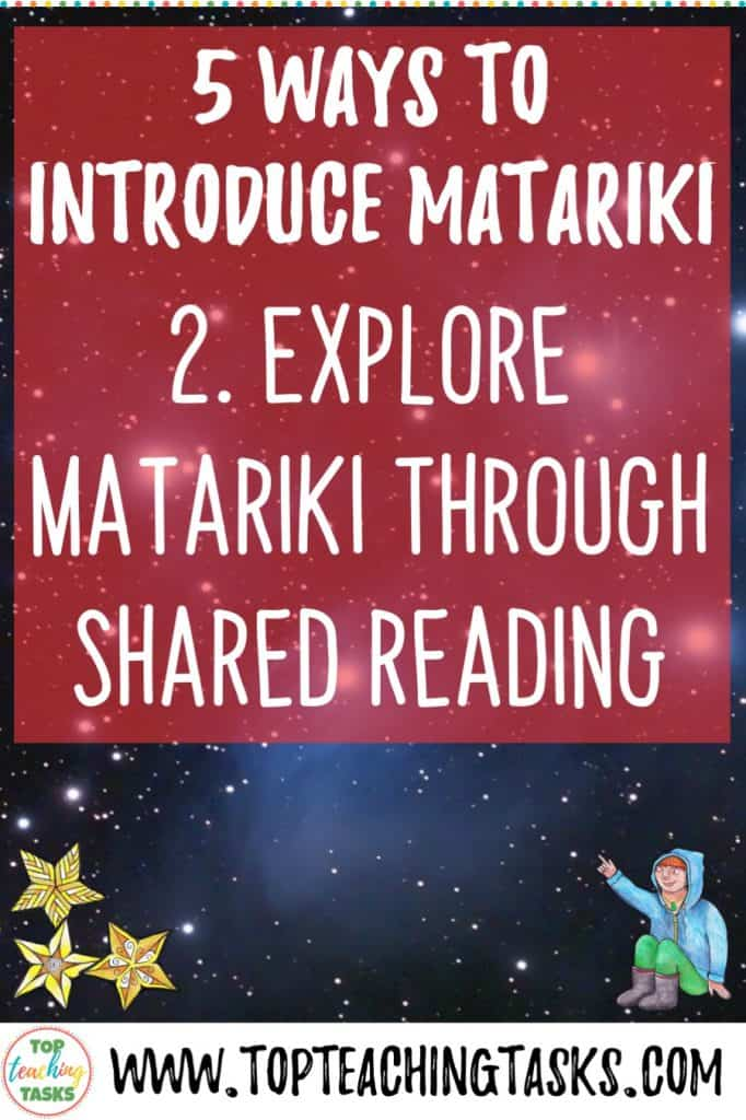 The celebration of Matariki, the Māori New Year, has grown in popularity in recent years and there is a wealth of information and ideas out there to help you commemorate the event with your students. Read on to learn 5 ways to introduce Matariki in your classroom. Learn how to use Matariki activities for kids and Matariki resources, check students prior knowledge and upskill in your own professional knowledge of Matariki. [Matariki stars]