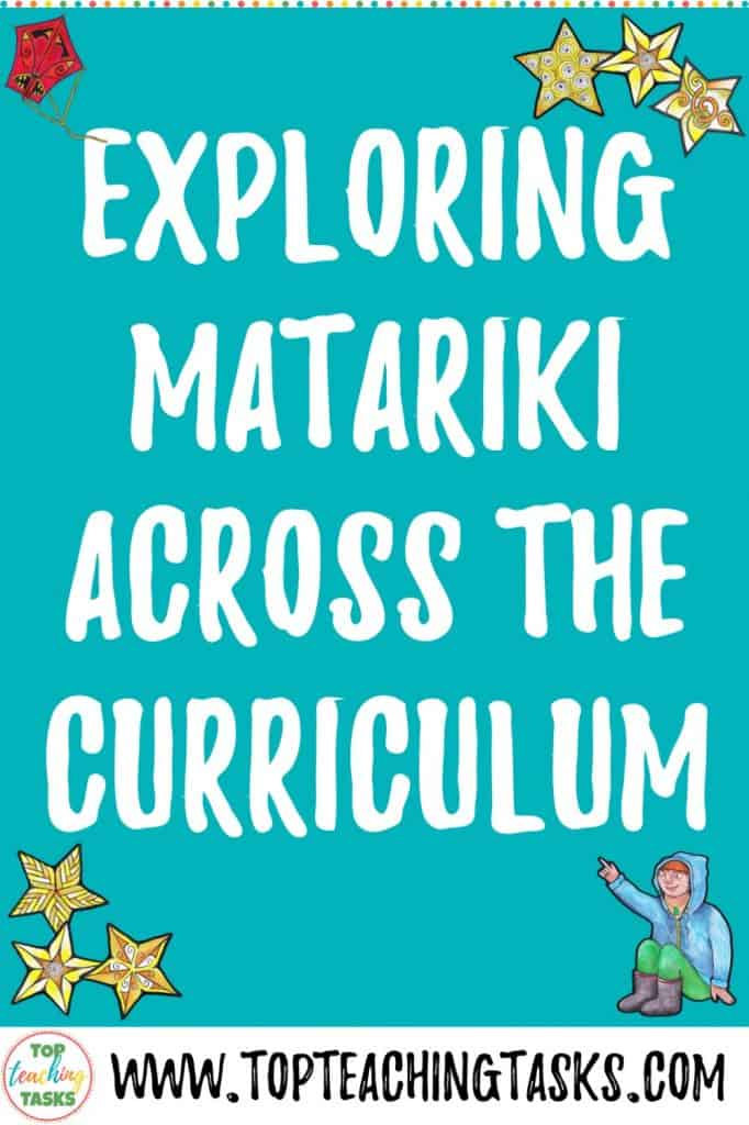 With our crowded curriculum, it is almost impossible to cover all subject areas without a level of integration. Matariki is a great topic to integrate across subject areas as it easily links into social studies, science, te reo Māori, social studies, drama, visual arts...and the list goes on. Read on for some practical suggestions on exploring Matariki across the curriculum.