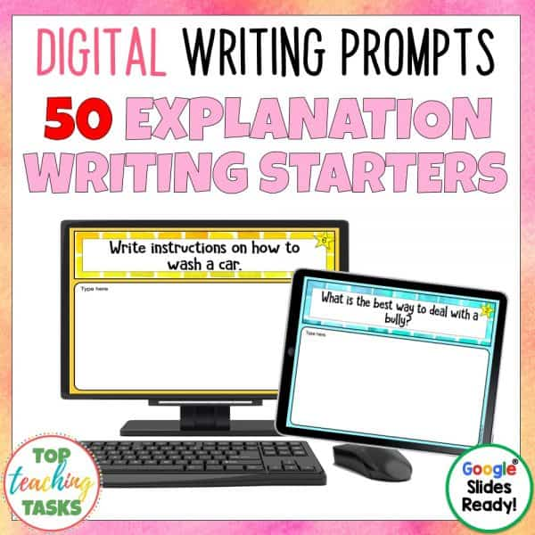 Daily Writing Prompts Explanation
