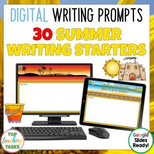 Daily Writing Prompts Summer