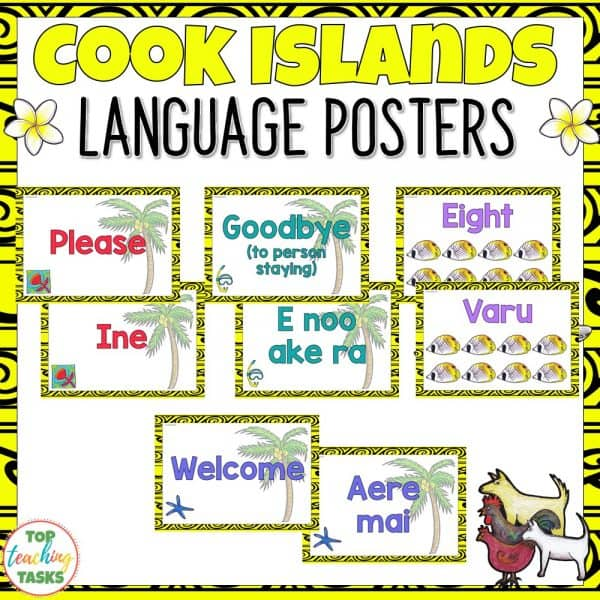 Cook Islands Greetings