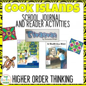 Cook Islands Reading Comprehension