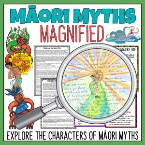 Maori Myths Magnified