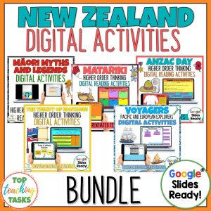 New Zealand Digital Activities