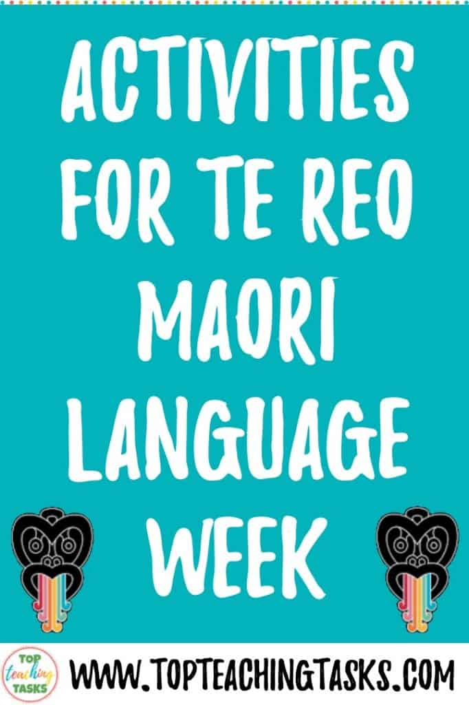 Te Wiki o te Reo Māori - Te Reo Maori Language Week is coming up on the 9th-15th of September. The theme is Kia Kaha te Reo Māori - Let's make the Māori language strong. I've put together this blog post to highlight free and low-cost resources to use during this week (and hopefully all year!). There are many free and low-cost resources available; learning and promoting te reo Māori does not need to break the bank.