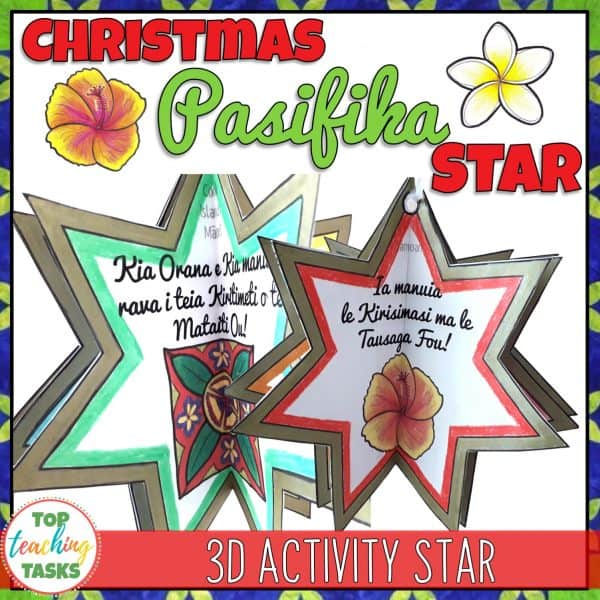 Christmas Pasifika Star