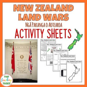 New Zealand Land Wars