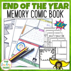 End of the Year Comic Book