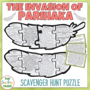 Parihaka teaching resource
