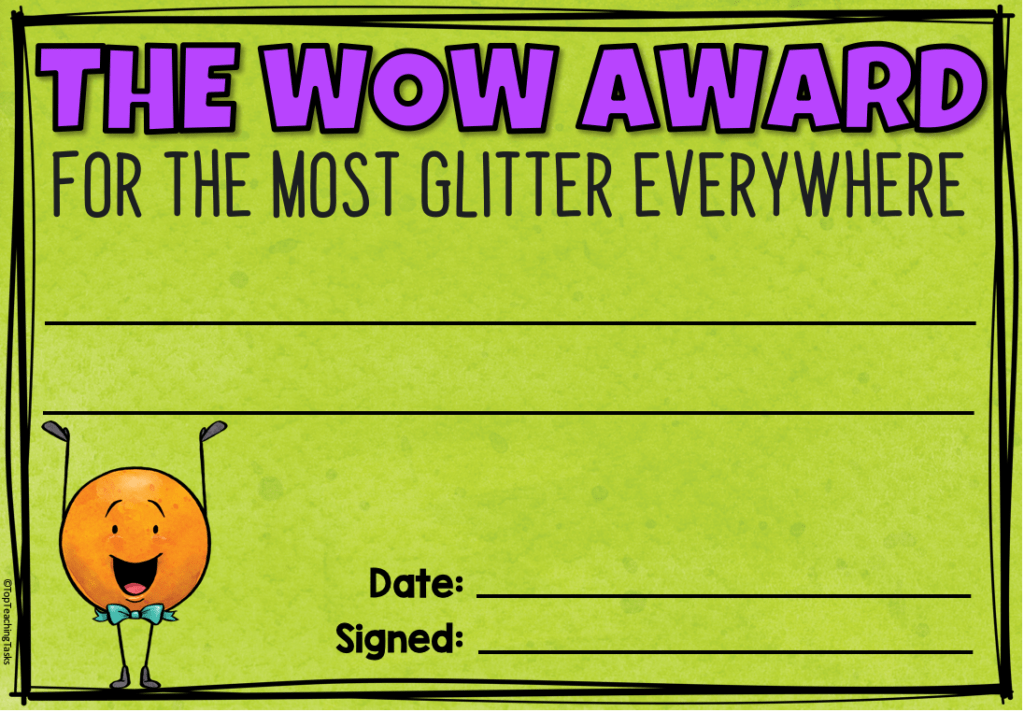 34 Staff Certificates That All Teachers Will Relate To 3