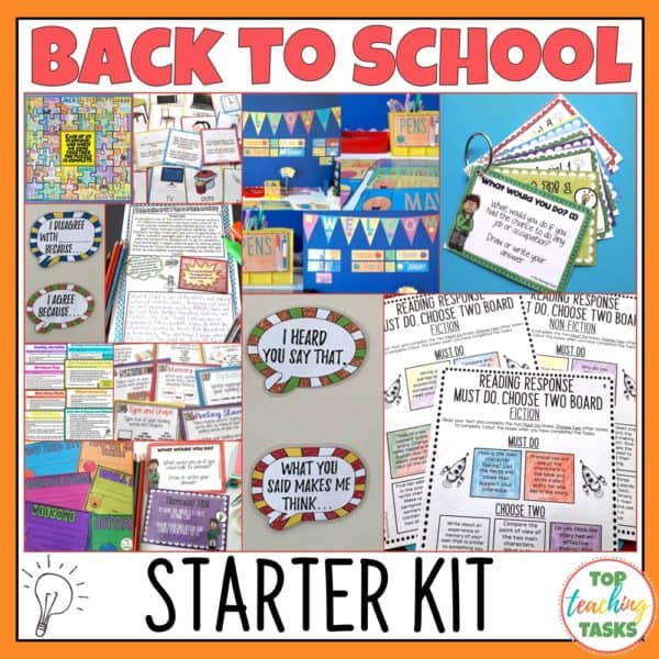 Back to School Starter Kit