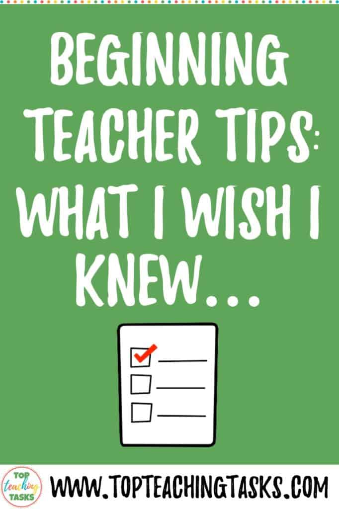 The following tips for beginning teachers have been sourced from teachers in New Zealand, Australia and around the world. I surveyed teachers and asked them a simple question: What do you wish you knew when you were starting teaching? Read on to find out more. Beginning teacher tips. Tips for beginning teachers. Back to School.