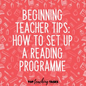 How to get up a reading program