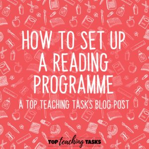 How to set up a reading programme