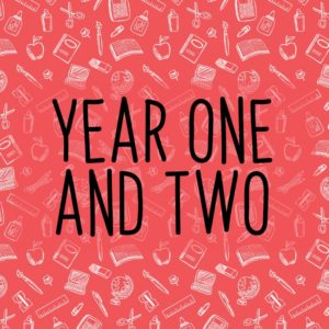 Year One and Two