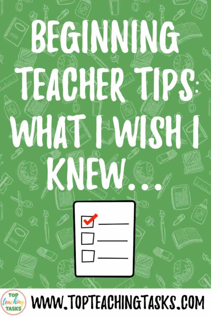 Tips for beginning teacherssourced from teachers in New Zealand, Australia and around the world.