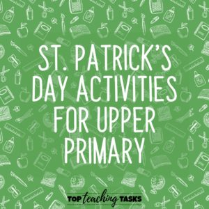 St Patricks Day Activities teaching resources