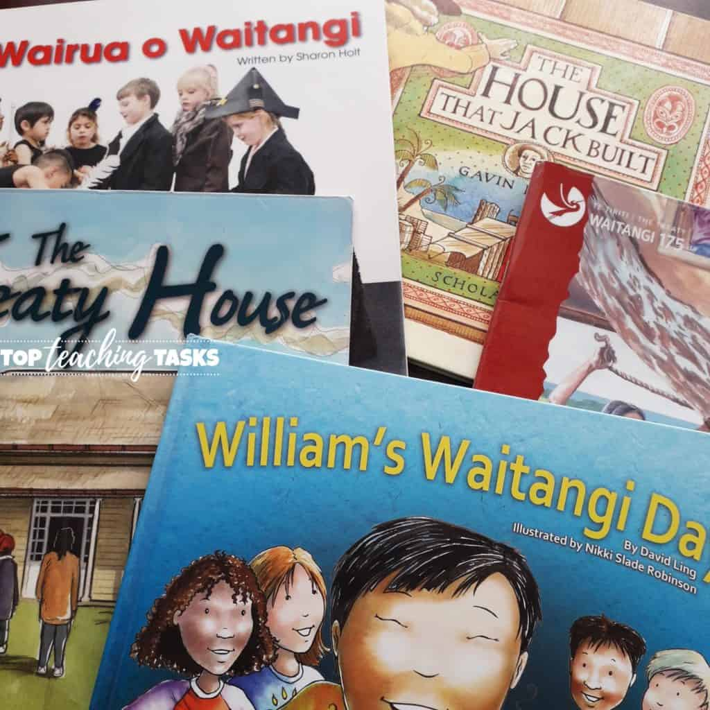 I've put this blog post together to highlight some great Treaty of Waitangi Books for Kids. As I mentioned in my previous blog post, Treaty of Waitangi Treaty Ideas, I am actually surprised by the lack of books for children around such an important issue in New Zealand's past, present and future. However, with a bit of hunting, I have five fantastic Treaty of Waitangi Books for Kids to highlight to you today. Treaty of Waitangi activities.