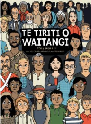 Treaty of Waitangi books for kids