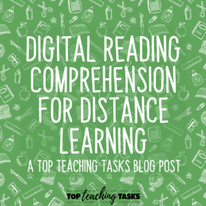 Digital Reading Comprehension