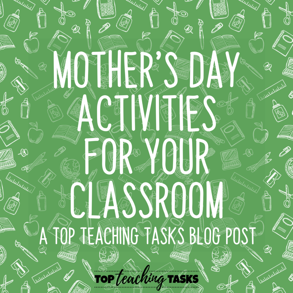 Mother's Day Activities for classroom