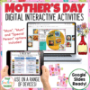 Mother's Day digital activity