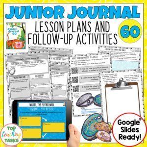 NZ Junior Journal 60 Activities