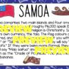 Samoa fact