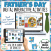 Father's Day Digital Activities