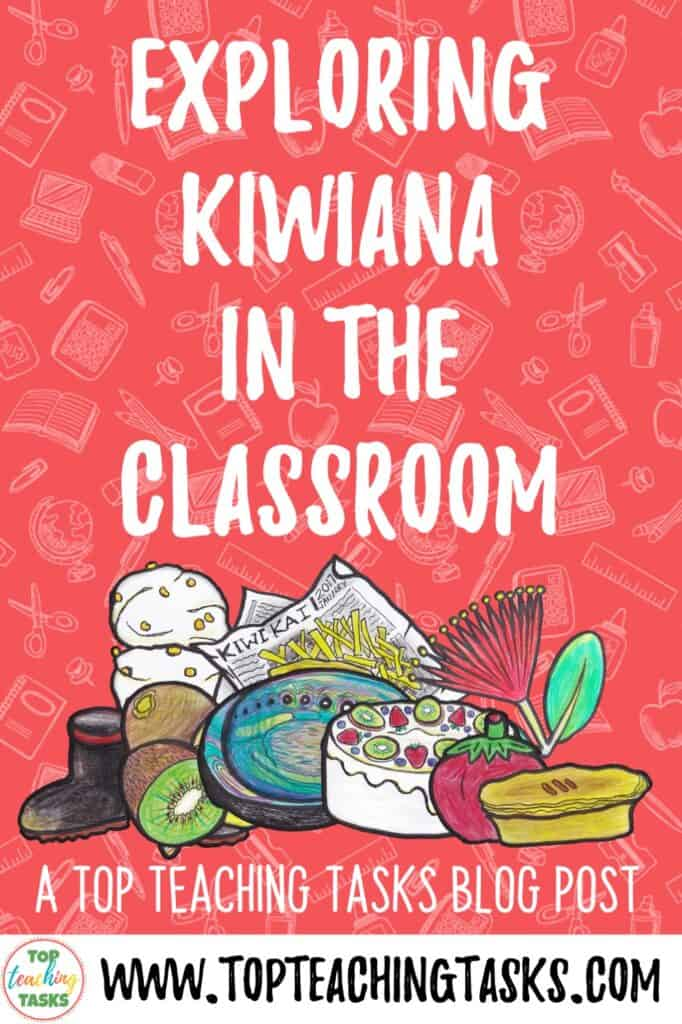 Exploring Kiwiana in the Classroom. What is Kiwiana? New Zealand has a unique Kiwiana culture that is not found anywhere else in the world. From L&P to Pavlova, Number 8 Wire to Hokey Pokey, the colourful and humorous 'kiwi' culture is well worth a look. This blog post provides many ways of Exploring Kiwiana in the Classroom.