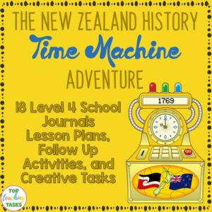 Level Four New Zealand History